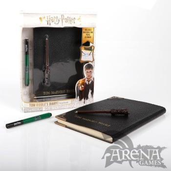 CUADERNO Harry Potter – Diario de Tom Riddle