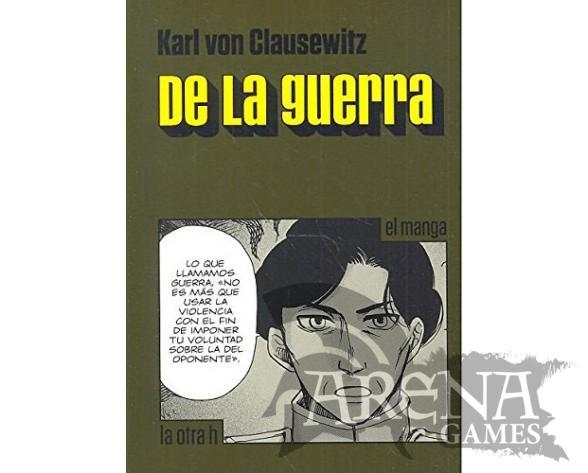 DE LA GUERRA (Manga) - La otra h