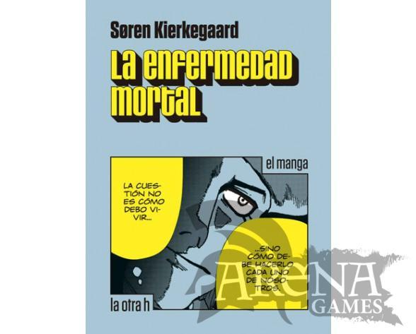 LA ENFERMEDAD MORTAL (Manga) - La otra h