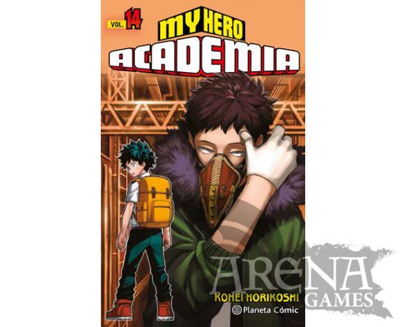 MY HERO ACADEMIA #14 - Planeta Comic