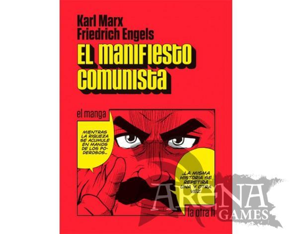 MANIFIESTO COMUNISTA (Manga) - La otra h