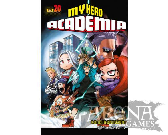 MY HERO ACADEMIA #20 - Planeta Comic