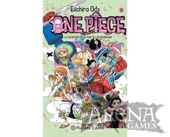 One Piece #91 - Planeta Comic