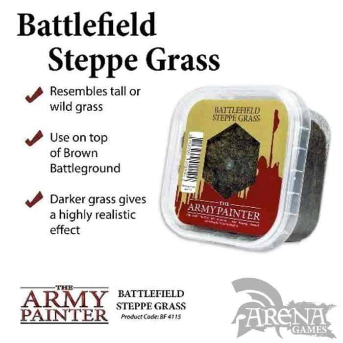 Warlord Games – Battlefield Steppe Grass