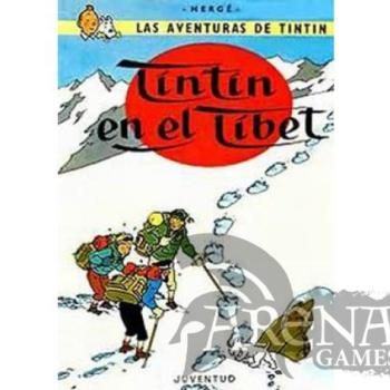 TINTIN EN EL TIBET - Juventud