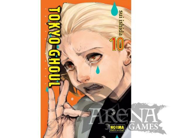 TOKYO GHOUL #10 – Norma