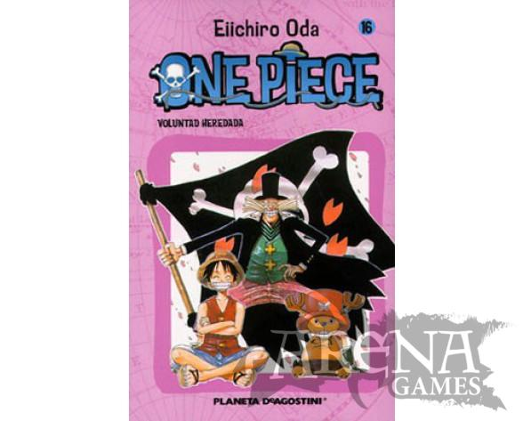 One Piece #16 - Planeta Comic