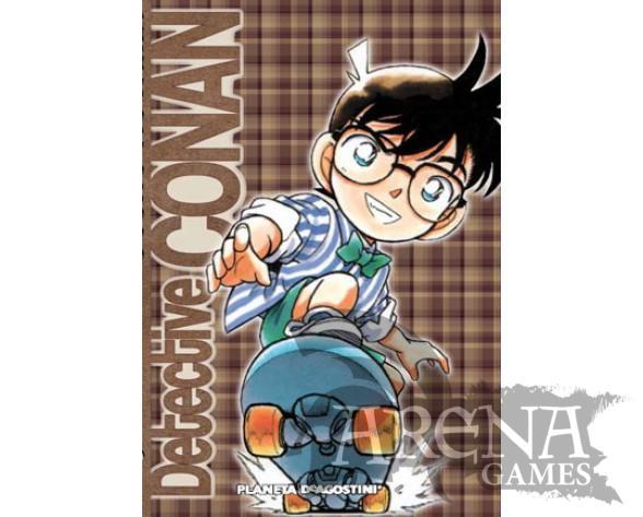 DETECTIVE CONAN #05 - Planeta Comic