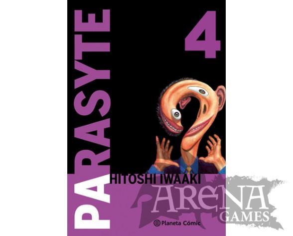 PARASYTE #04 - Planeta Comic