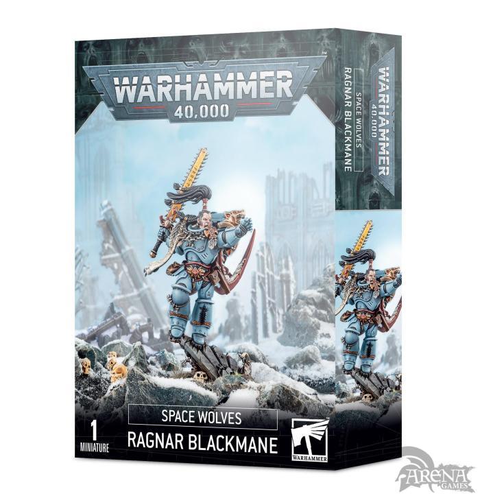 Spaces Wolves Ragnar Blackmane   53-30