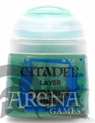 Citadel – Layer – Sybarite Green 12ml | 22-22