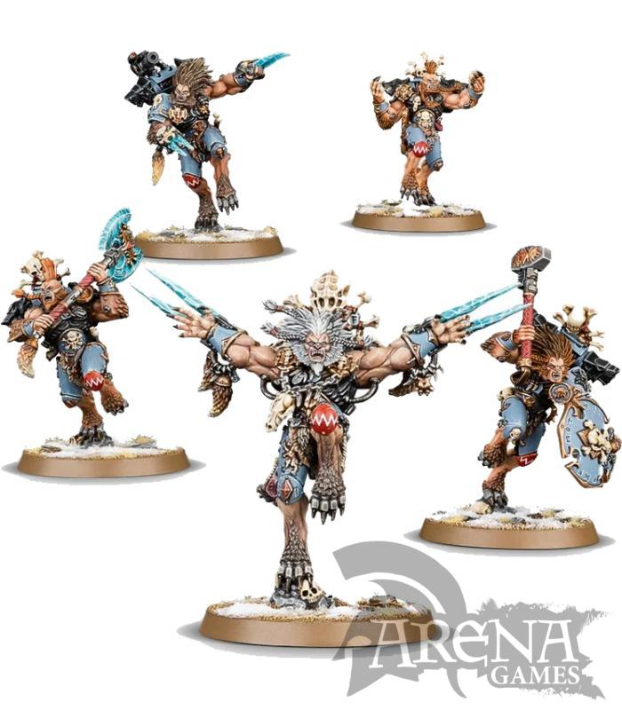 Spaces Wolves Wulfen | 53-16