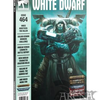 White Dwarf #464 (Inglés)