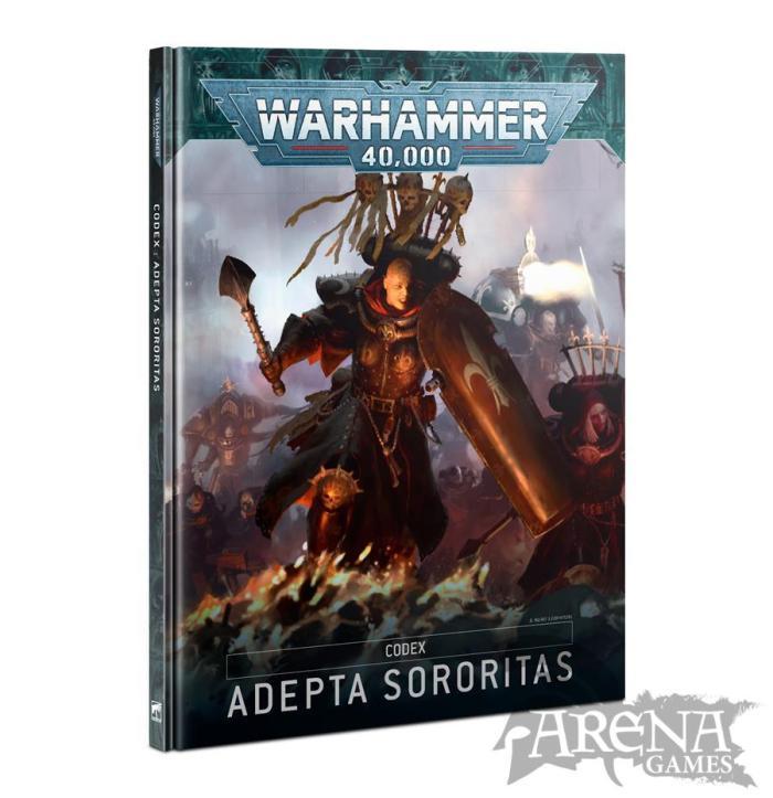 Codex: Adepta Sororitas (Español) | 52-01