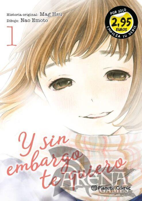 Y SIN EMBARGO TE QUIERO #01 ESPECIAL - Planeta Comic