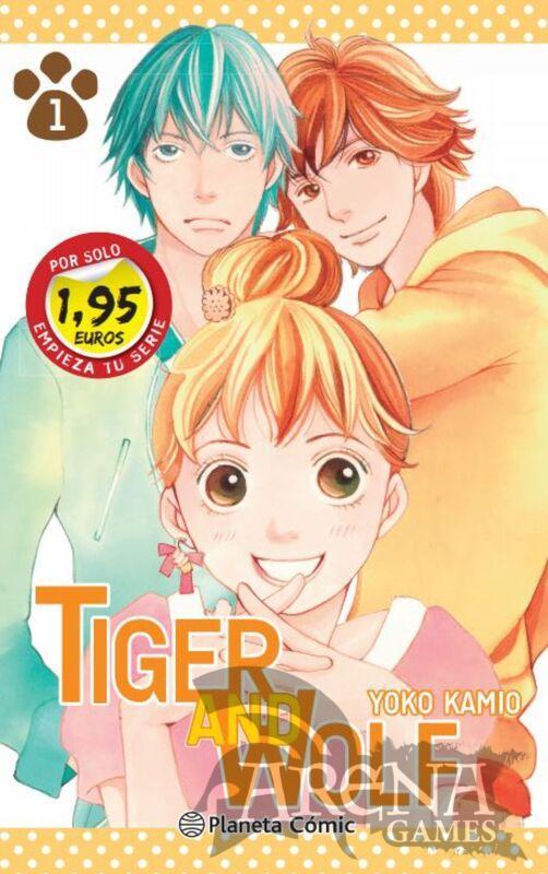 TIGER AND WOLF #01 - Planeta Comic