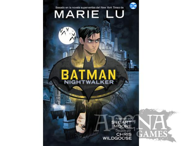 BATMAN NIGHTWALKER NOVELA GRAFICA DE DC COMICS - Hidra Editorial
