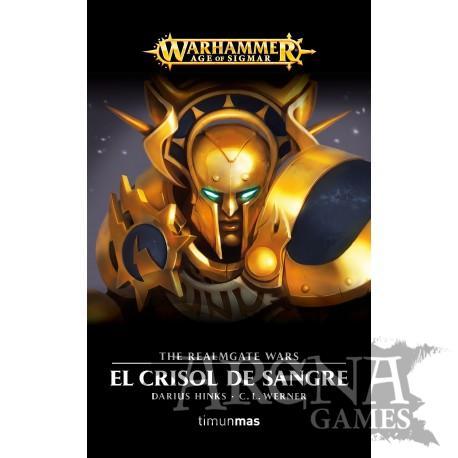 EL CRISOL DE SANGRE #03 The Realmgate Wars - Minotauro
