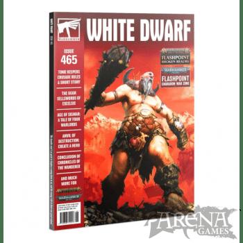 White Dwarf #465 (Inglés)
