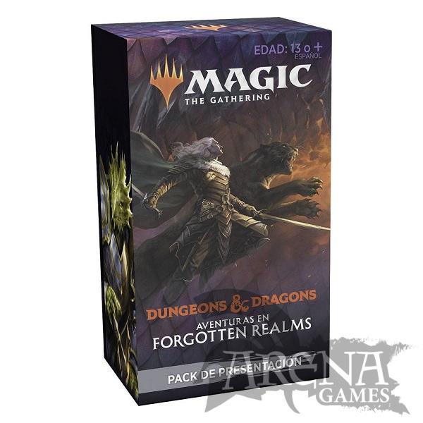 Pack Presentación Aventuras en Forgotten Realms (Castellano)