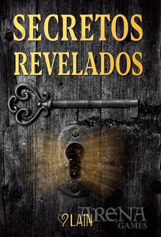 SECRETOS REVELADOS - Lain García Calvo