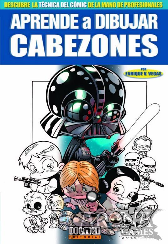APRENDE A DIBUJAR CABEZONES - Dolmen