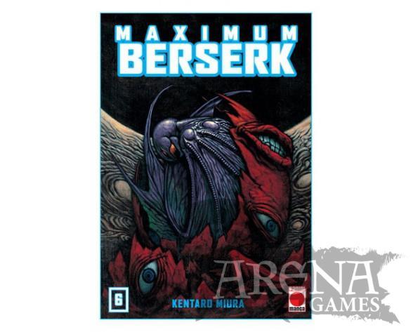 BERSERK MAXIMUN #06 - PANINI MANGA