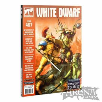 White Dwarf #467 (Inglés)