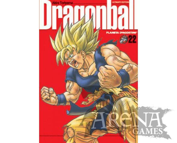 DRAGON BALL #22/34 - Planeta Comic