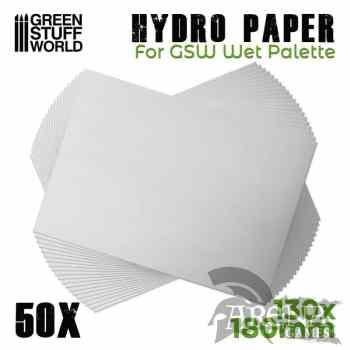 Hidro papel x50 - GSW