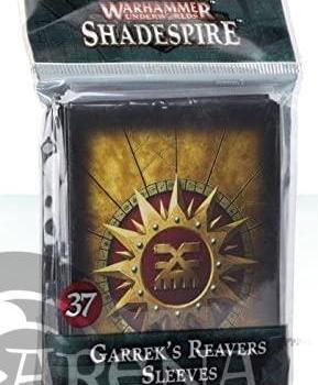 37 Fundas – Warhammer Shadespire – Garrek's Reavers