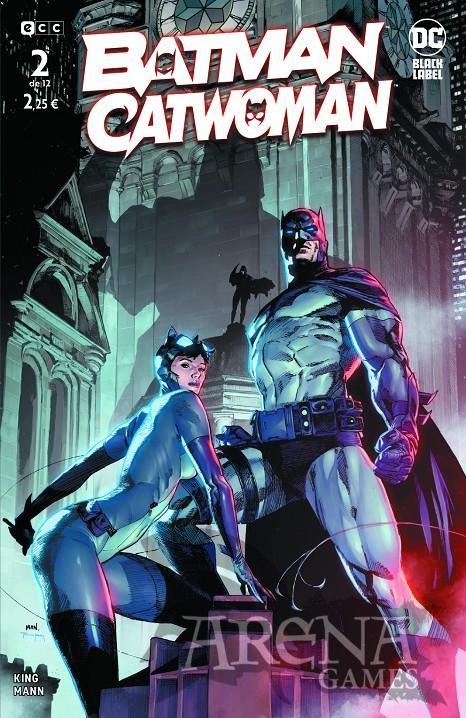 BATMAN CATWOMAN #02 - ECC