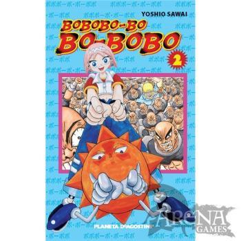 BOBOBO BO #02 - Planeta Comic