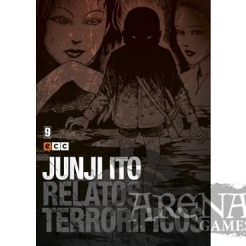 Junji Ito: Relatos terroríficos núm. 09 de 18