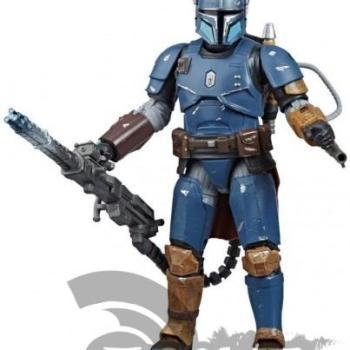 Star Wars – Deluxe Heavy Infantry Mandalorian Star Wars Black Series