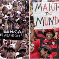 Os clubes mais populares da América (segundo a CONMEBOL)