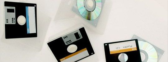 CD-uri in forma de discheta