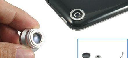 Lentile magnetice pentru telefon