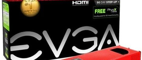 eVGA GeForce GTX 295 Red Edition