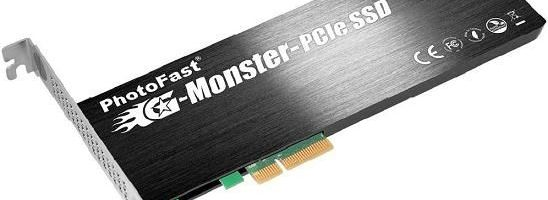 SSD rapid de la PhotoFast
