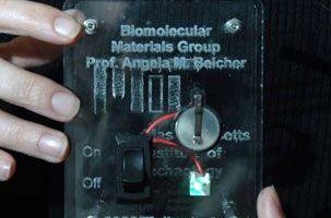 Baterie pe baza de… bacterii