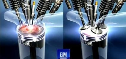 Motor pe benzina cu compresie