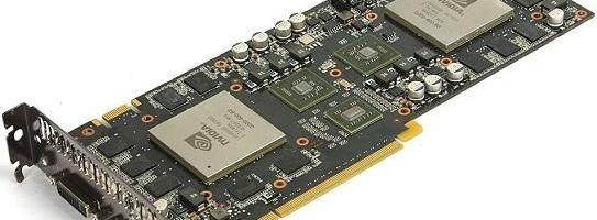 GeForce GTX 295 trece pe 1 PCB