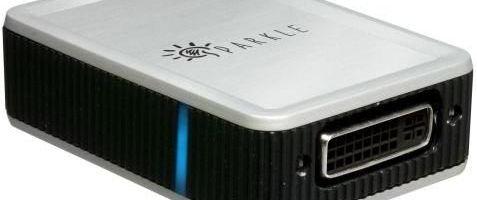 Adaptor USB > DVI