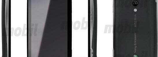 Sony-Ericsson Xperia Rachael