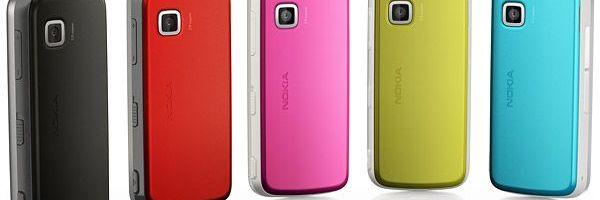 Nokia 5230, ieftin si cu touchscreen