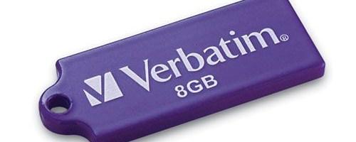 Mini stick-uri USB de la Verbatim