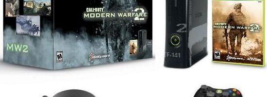 Xbox 360 Modern Warfare 2