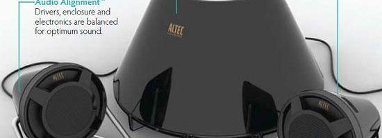 Altec Lansing FX3021 Expressionist Plus