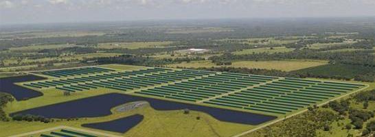 Centrala solara de 25 MW